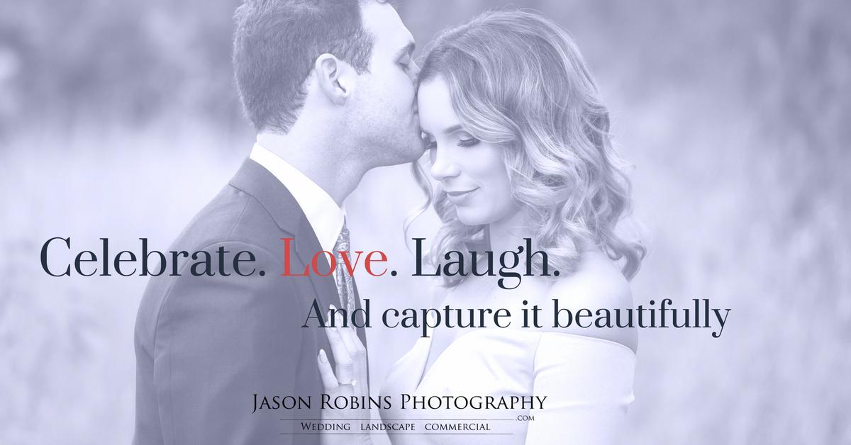 Celebrate. Love. Laugh. Engagement Photography by Wedding Photographer Jason Robins